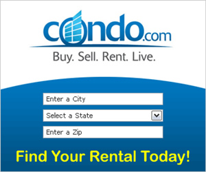 condominiums to rent